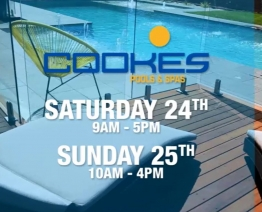 Pool and Spa Sale This Weekend