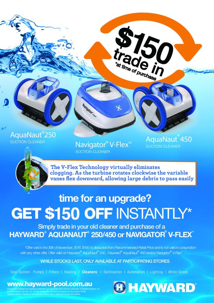 Hayward Aquanaut 2018 Poster