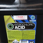 Full Strength Hydrochloric Acid