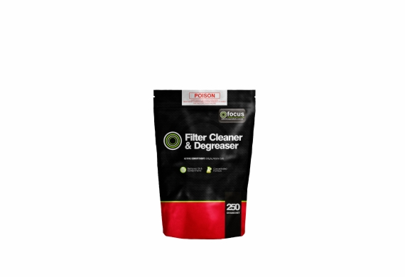 Single Dose Filter Cleaner