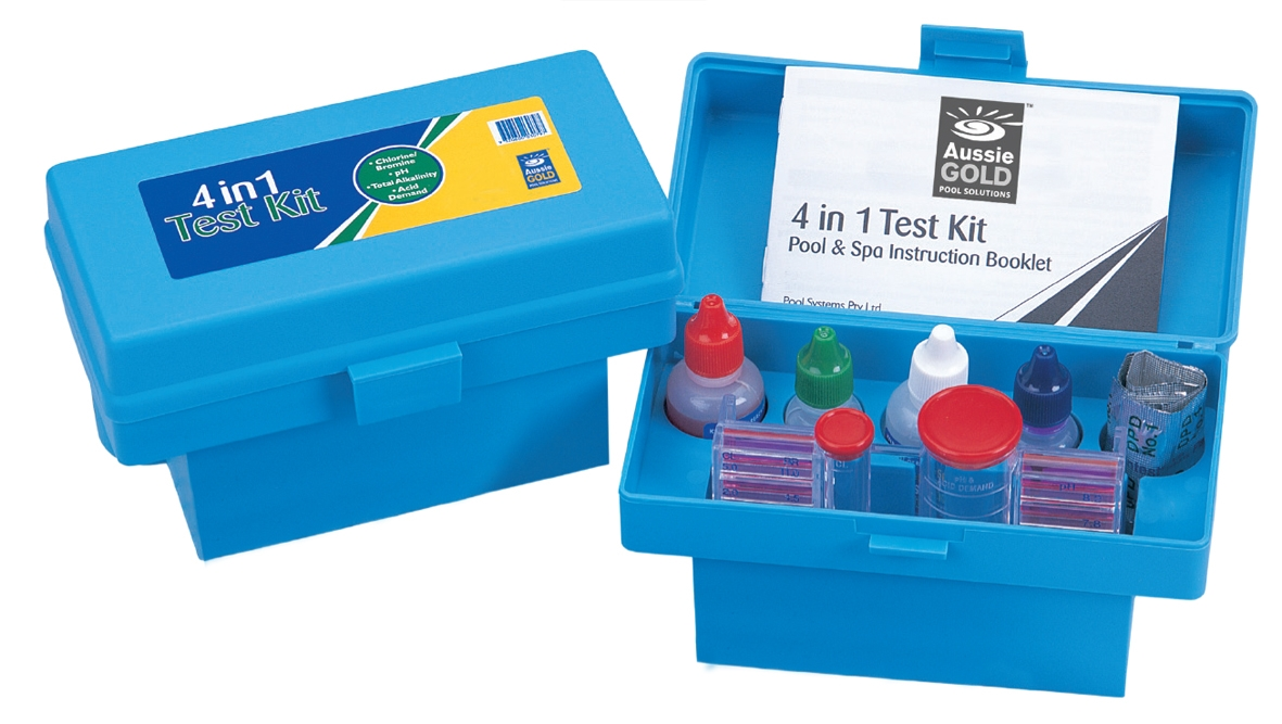 4-in-1 Test Kit