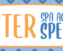 Easter Spa Accessory Specials