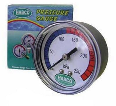 Pressure Gauge Centre Mount