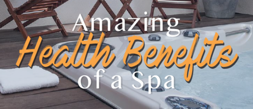Health Benefits of a Spa